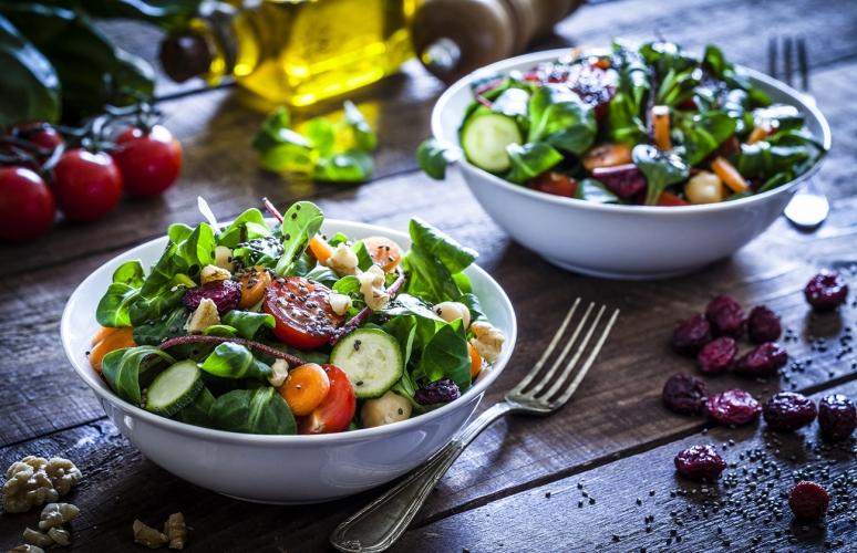 Dieta saludable para piel limpia