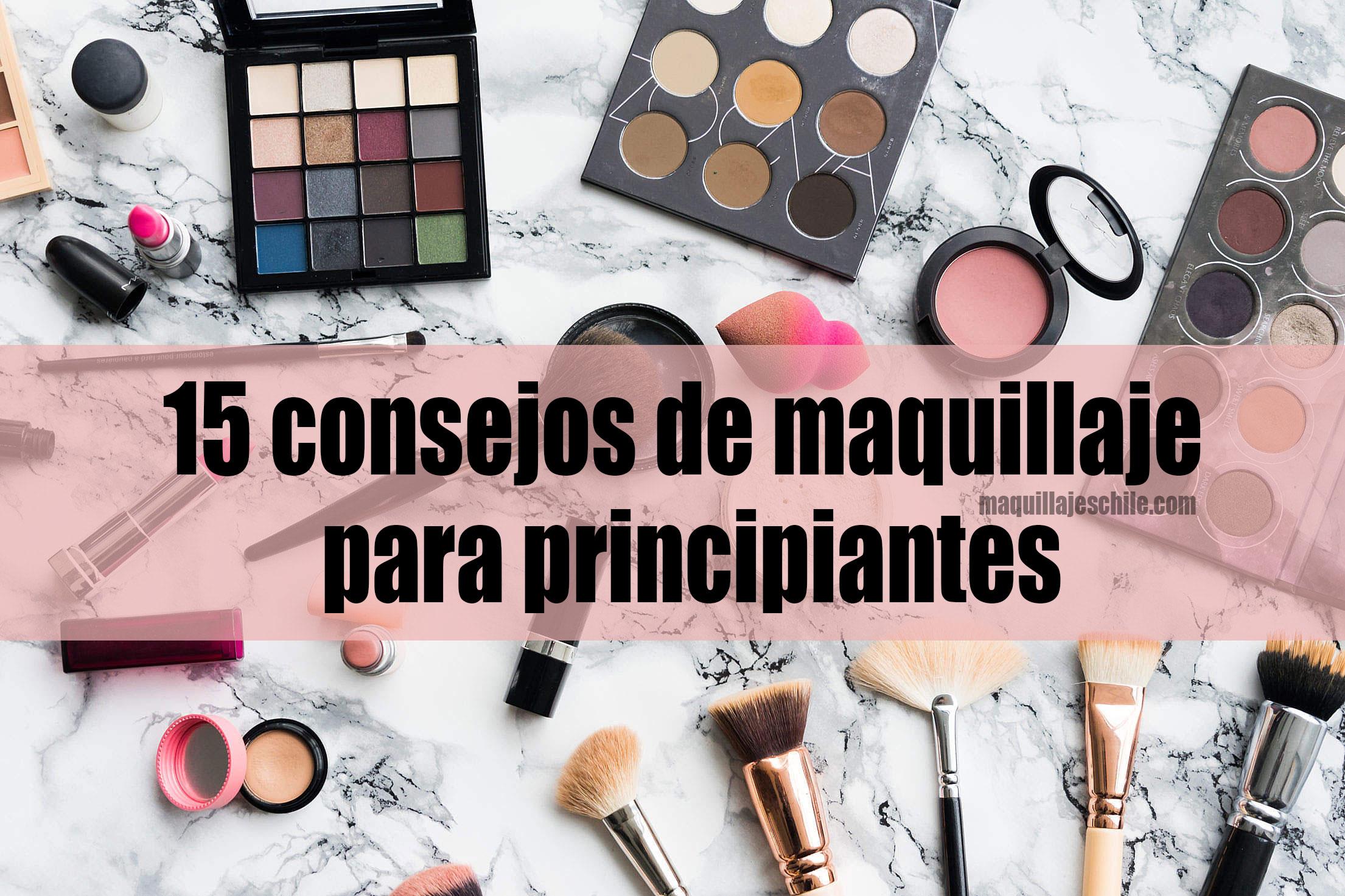60e7df75d ▻ 15 consejos básicos de maquillaje para principiantes