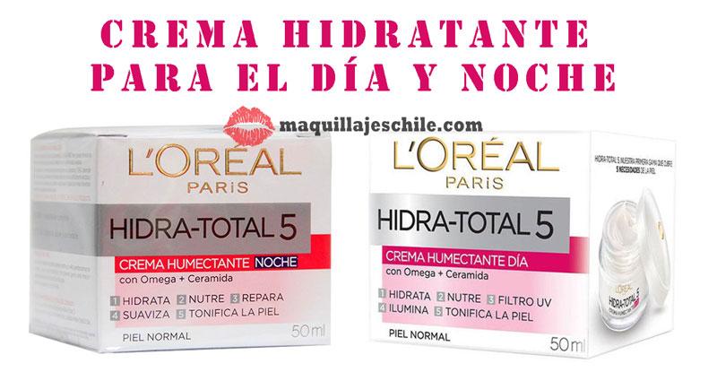 Crema hidratante L'Oréal Paris