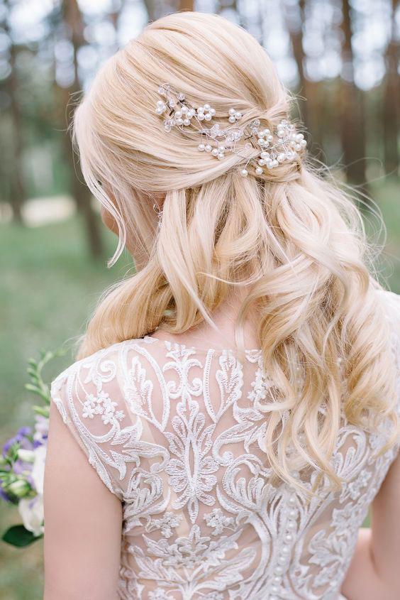 Peinados para matrimonios