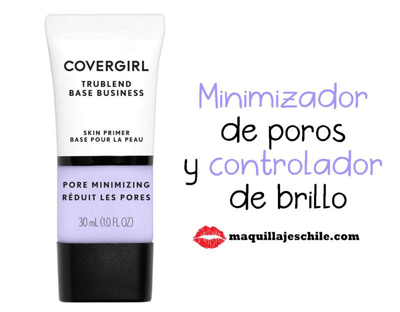 Base Business Face Primer Covergirl
