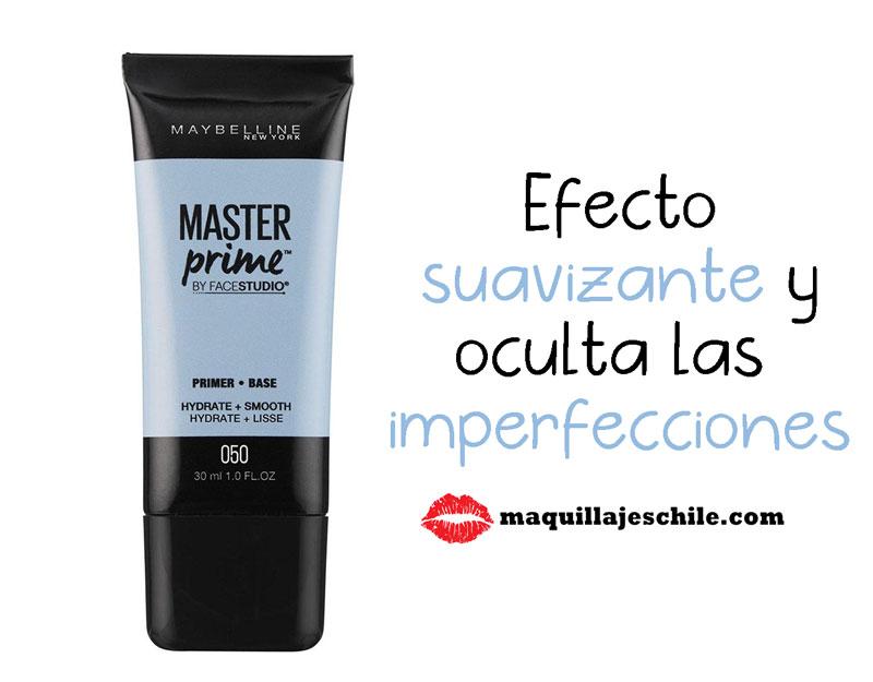Face Studio Master Prime Bluer - Maybelline New York