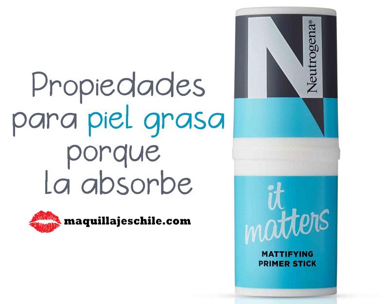 It Matters Mattifying Primer Stick - Primer para piel grasa
