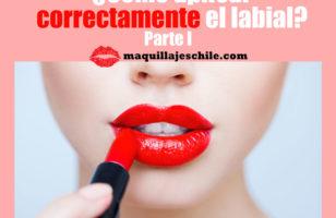 Maquillarse los labios correctamente