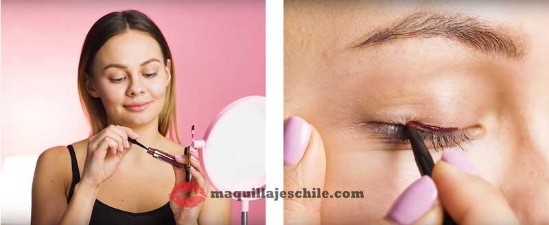Tips de maquillaje con delineador
