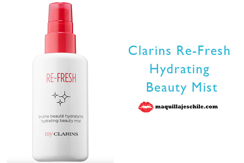 Clarins Re-Fresh Hydrating Beauty Mist
