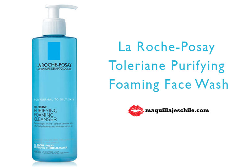 La Roche-Posay Toleriane Purifying Foaming Face Wash